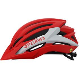Giro Artex MIPS Kask rowerowy, czerwony/szary